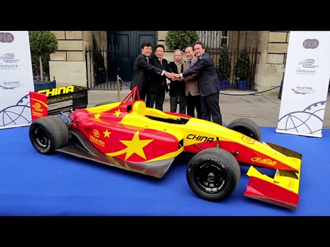 Highlights: China Racing launch