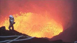 most incredible volcano footage ever