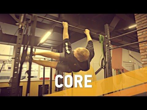 Упражнения для мышц кора - ARMA SPORT