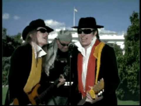 Kabaret Derkacz - Inauguration Barack Obama