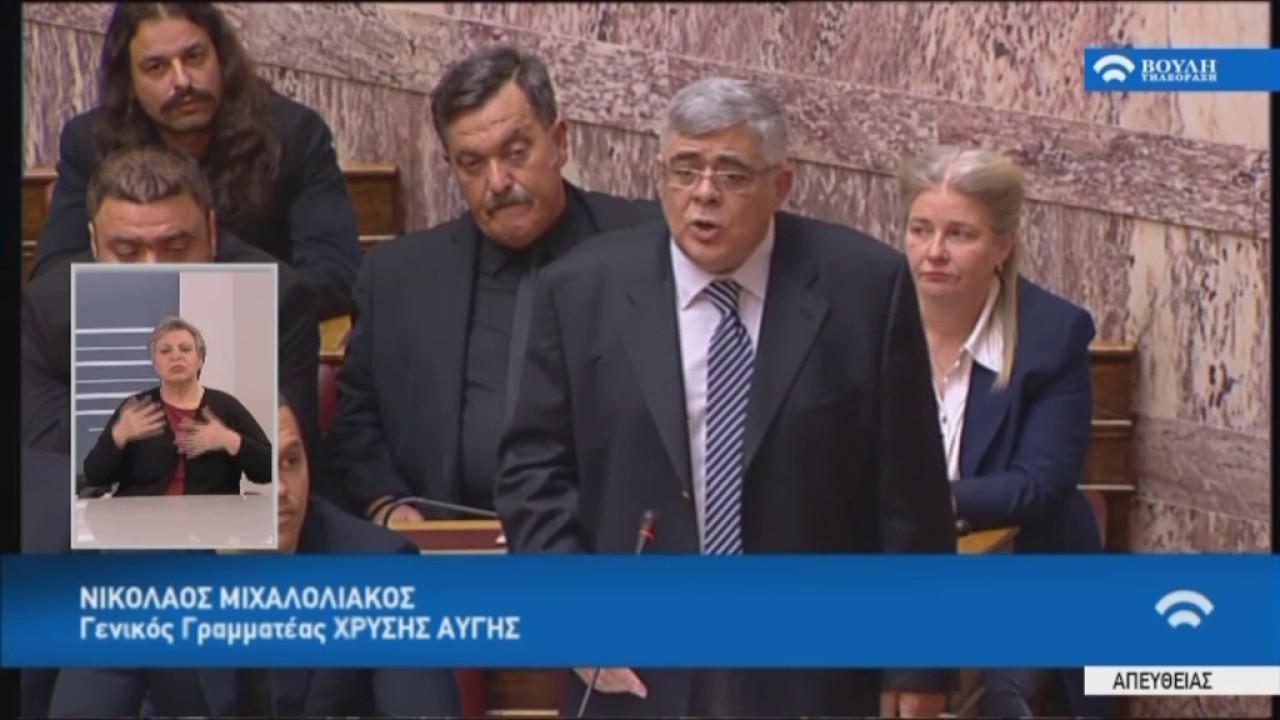 Ν.Μιχαλολιάκος(ΓΓ.ΧΑ)(Σύσταση εξεταστικής επιτροπής για την Υγεία)(12/04/2017)