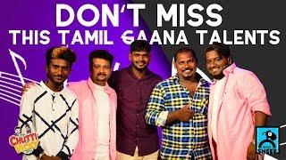Video Dont miss This Tamil Gaana Talents | Chutti Vicky Shorts | Black Sheep MP3, 3GP, MP4, WEBM, AVI, FLV Agustus 2018