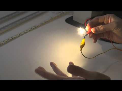 Solar Powered LED Lights 12VDC