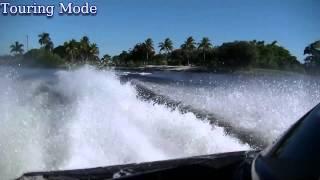 10. 2012 Seadoo GTI 130 SE    ECO Mode, Touring Mode & Sport Mode