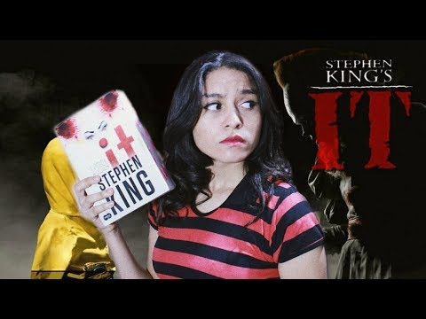 IT: A COISA | MUITO MAIS QUE UM LIVRO DE TERROR