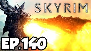 Skyrim: Remastered Ep.140 - FACE TO FACE WITH KARLIAH!!! (Special Edition Gameplay)