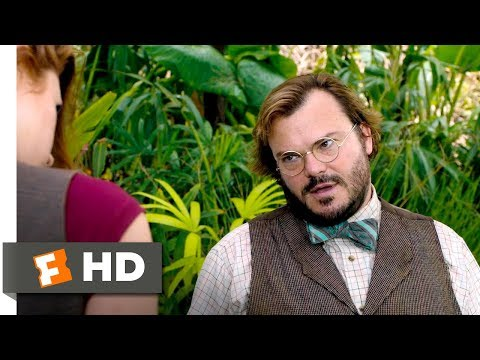 Jumanji: Welcome to the Jungle (2017) - How to Be Sexy Scene (4/10) | Movieclips