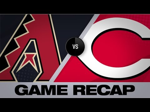 Video: Marte and Ahmed help lift D-backs past Reds | D-backs-Reds Game Highlights 9/6/19