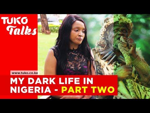 My dark life in Nigeria, Kenyan women need to hear this- Jane Mwangi : Part 2 | Tuko Talks |Tuko TV