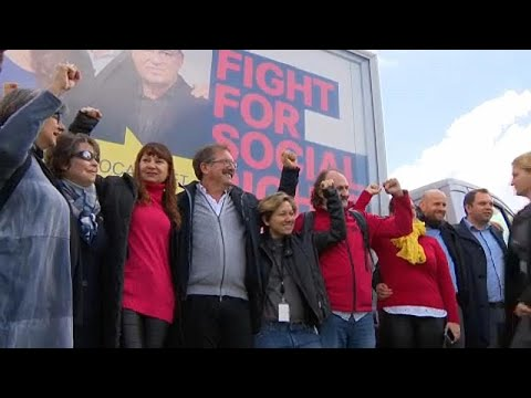 ΕΕ: H Eυρωαριστερά ξεκίνησε την εκστρατεία της