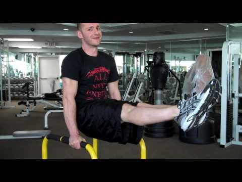 DryLand Hockey Strength Training 2
