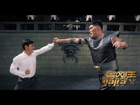 The Wrath of Vajra 2013 first fighting Scene... K-29 vs The Giant (jiang) Best Fighting scene Ever