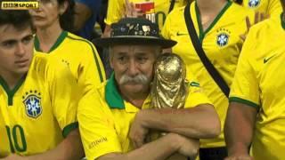 Meet The Saddest Man Of The FIFA World Cup 2014
