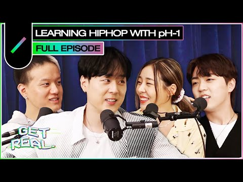 Learning What's Hip-Hop with pH-1 (H1GHR MUSIC)   Get Real S2 Ep. #7