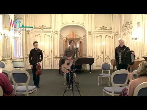 The Unlimited Trio live