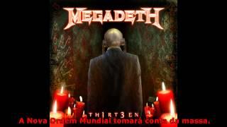Megadeath - New World Order - Legendado