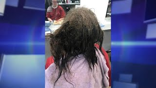 Video Depressed Teen's Hair Transformation | The Doctors MP3, 3GP, MP4, WEBM, AVI, FLV Juli 2018