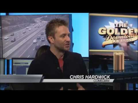 Comedian Chris Hardwick Stops By Tennessee Mornings