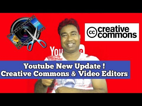 Youtube Shutting Down Editor wef 20 Sept 2017 & Change in CC License Rule