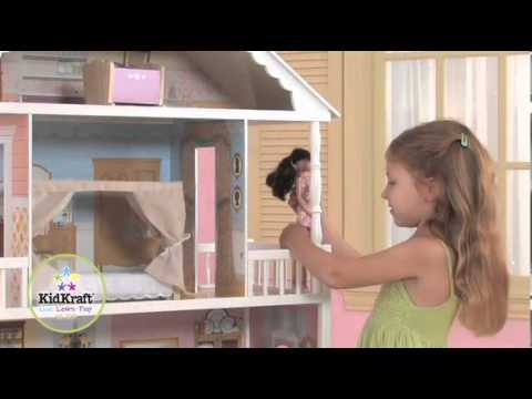 Kidkraft Poppenhuis Savannah