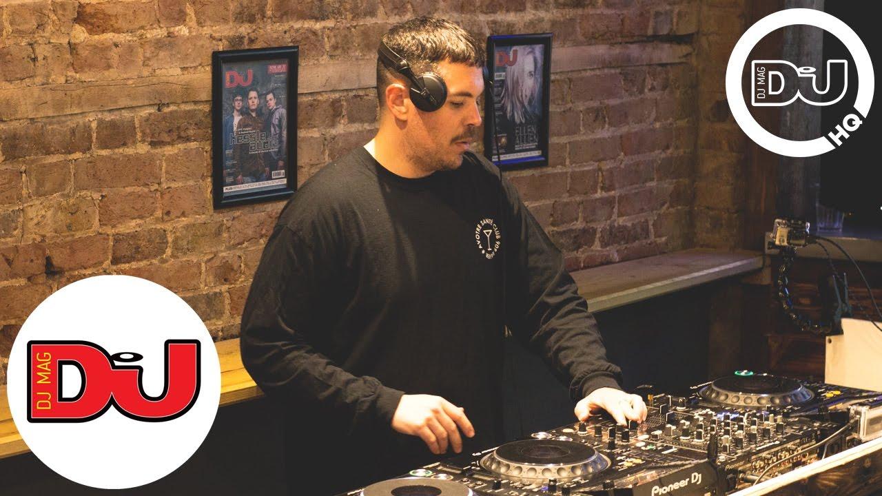 Sante - Live @ DJ Mag HQ 2017