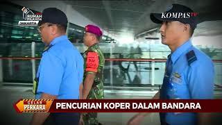 Download Video Pencurian Koper dalam Bandara Soekarno-Hatta MP3 3GP MP4