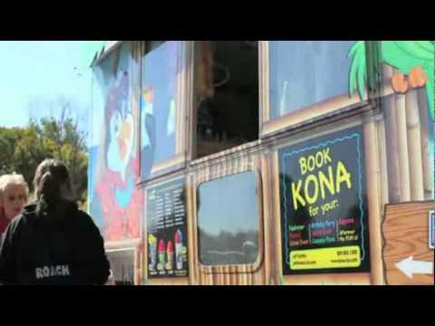 Kona Ice Day Fundraiser NE Cincinnati.mpg