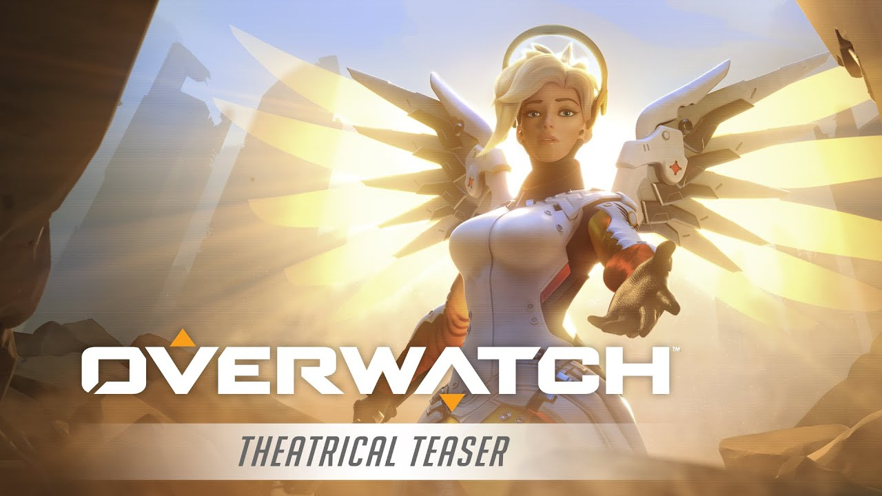 Overwatch tung trailer chủ đề mới We Are Overwatch