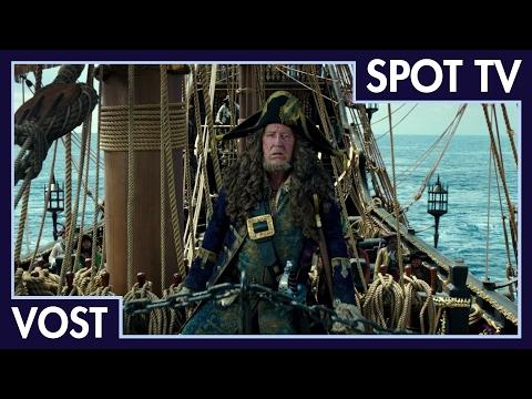 Pirates des Caraïbes : La Vengeance de Salazar - Premières images du film (VOST)