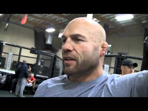 Randy Couture on training kids antibullying