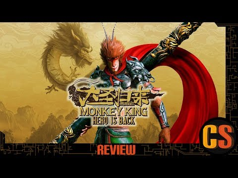 MONKEY KING: HERO IS BACK - PS4 REVIEW
