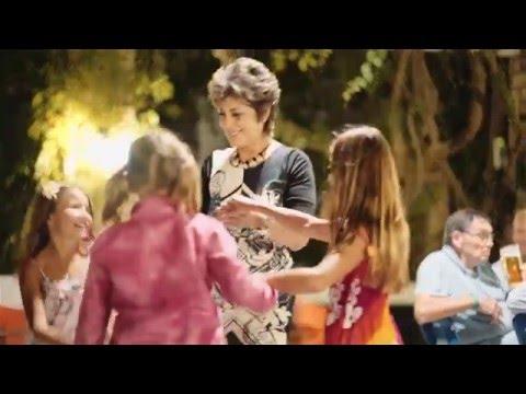 Ekaterini Hotel, in Kiotari, South Rhodes, Promotional Video 2016