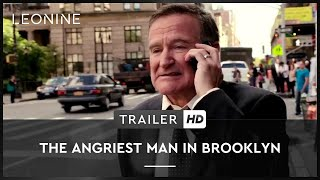 The Angriest Man In Brooklyn   Trailer  Deutsch German