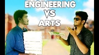 Video Engineering Vs Arts | Kirukku Mates MP3, 3GP, MP4, WEBM, AVI, FLV November 2017
