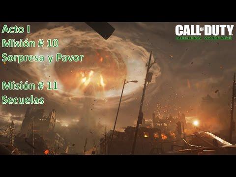 Call of Duty: Modern Warfare Remastered | SORPRESA Y PAVOR - SECUELAS | Campaña | PC | Español
