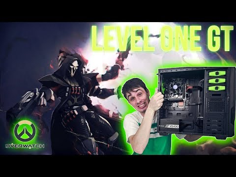 GT1030!!! LEVEL ONE GT - TESTE OVERWATCH ‹ ChipArt ›