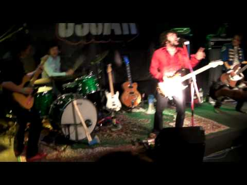 Knucklebone Oscar - LIVE 30/05/09 Part 2/5 tekijä: rockthemoney