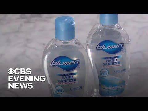 FDA recalls 75 brands of hand sanitizer