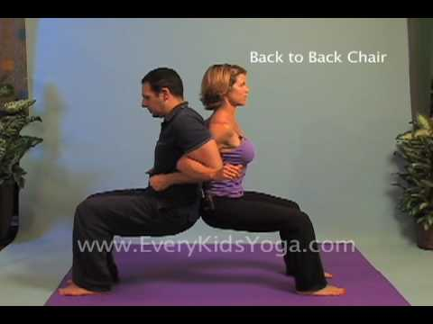 Watch video Down Syndrome Yoga