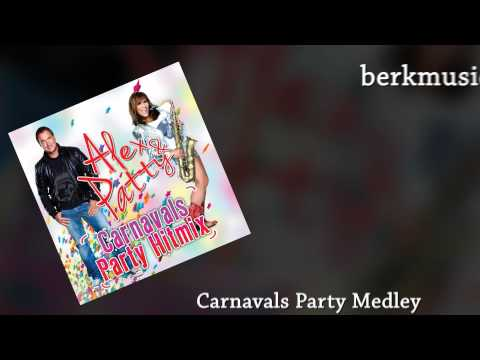 Alex & Patty - Carnavals Party Hitmix