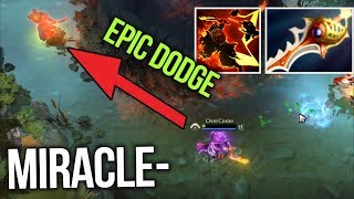 Video Miracle- Ember Spirit Divine Rapier Insane Fire Remnant Dodge - Dota 2 MP3, 3GP, MP4, WEBM, AVI, FLV Juli 2018