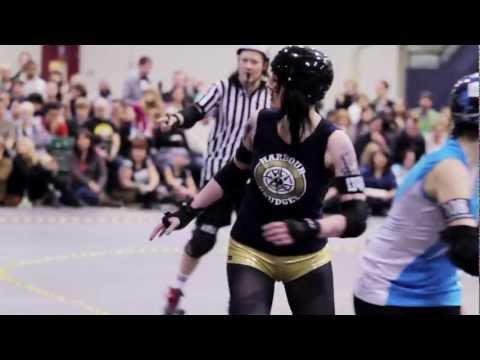 London Rollergirls: Season 4 Episode 3