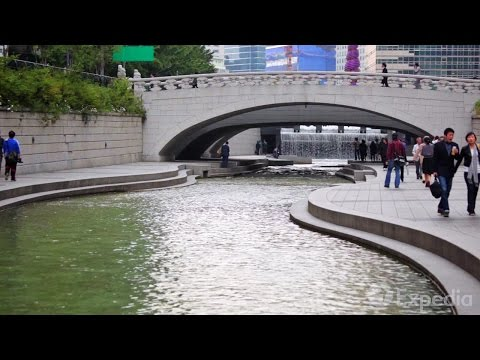 Cheonggyecheon Stream Vacation Travel Guide   Expedia