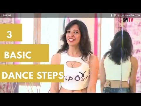 Episode 3 - Learn 3 basic club dance moves || with Runjhun Gupta || on Business World