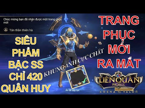 Trang phục mới ra mắt Việt Nam: Tulen Tân Thần Thiên Hà Siêu phẩm bậc SS giá rẻ [ Mua và Test Luôn] - Thời lượng: 16:52.