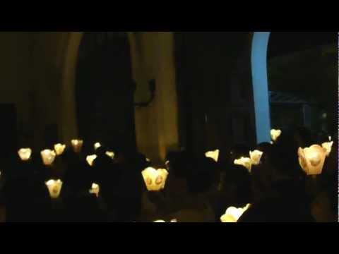 Thánh Lễ Cầu Nguyện Cho Công Lý & Hòa Bình tối 24.6.2012 – DCCT Sài Gòn ( P 2 )