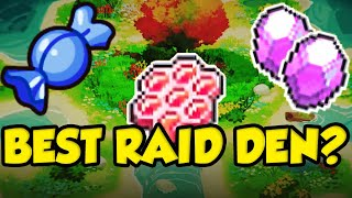 THE BEST PLACE TO MAX RAID BATTLE IN POKEMON SWORD & SHIELD? Armorite Ore - Rare Candy - Max Honey by Verlisify