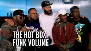 The HOTBOX Presents: Funk Volume Cypher!!!!