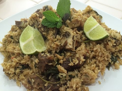 Thalapakattu Biryani Recipe