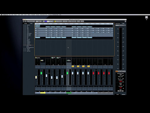 Cubase 8 New Features Video Tutorials   4   New Windows Layout, Workspaces, Racks, Plug in Manager a